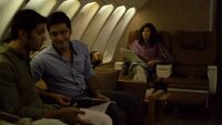 In1x01 on plane