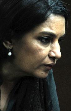 24 (Indian)- Shabana Azmi as Abhilasha Grewal