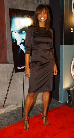 24 S3 release party- Aisha Tyler