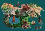 Map Screen gamelon