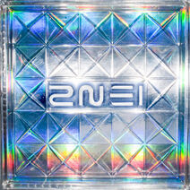2NE1 1st Mini Album Cover