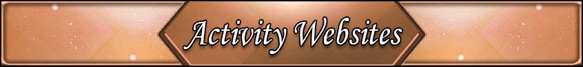 Home Head Activity Websites