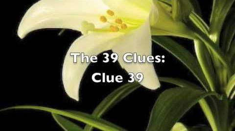 The 39 Clues Clue 39