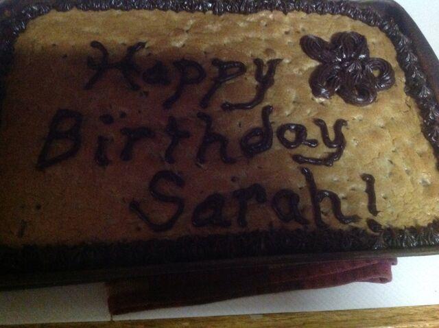 File:Birthday cake for Anne.jpg