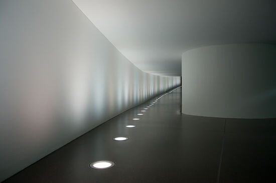 Kremlin Hallway