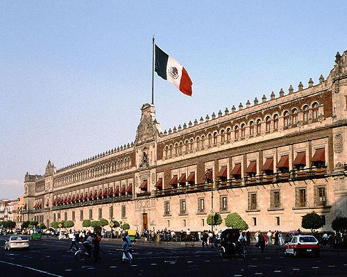 National Palace Mexico