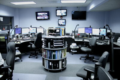 Communications center