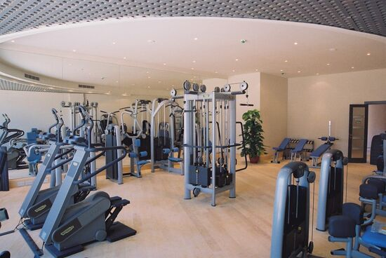 Tomas Workout Room
