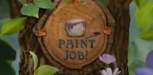 Paint Job!
