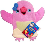 3rd & Bird Muffin Wash Puppet