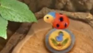 3rd & Bird Ladybird