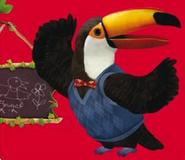 3rd & Bird Mr. Beakman Promo