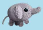 3rd & Bird Elephant Toy