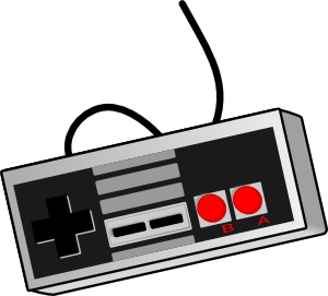 File:11971195211198311825BHSPitMonkey Old School Game Controller svg med.png