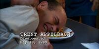 Trent Appelbaum