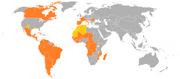 Romance Languages-World-Map