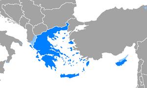 Idioma Griego