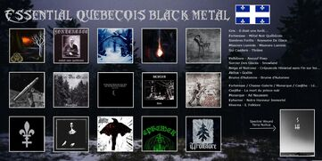 Quebec black metal