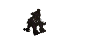 No background shadow freddy by gamerhour74-d8ws621