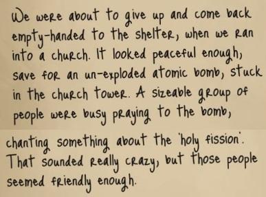 Bomb church