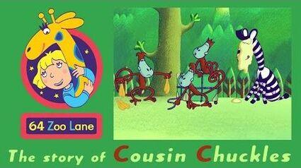 64 Zoo Lane - Cousin Chuckles S02E17 HD Cartoon for kids