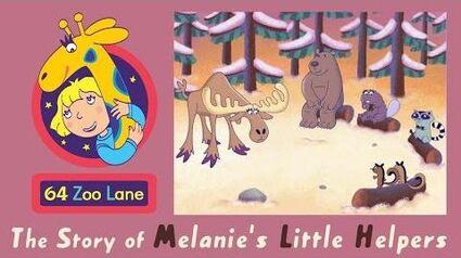 64 Zoo Lane - Melanie's Little Helpers S03E12 Cartoon for kids
