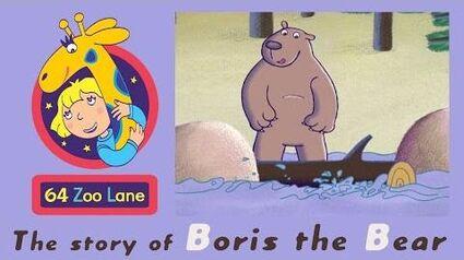 64 Zoo Lane - Boris the Bear S02E20 HD