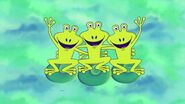 Flash Frogs