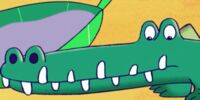 Victor the Crocodile