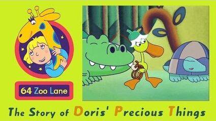 64 Zoo Lane - Doris' Precious Things S03E24 Cartoon for kids