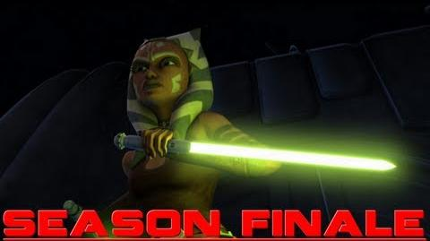The Clone Wars Season 5 Finale INFO (INTERVIEW)