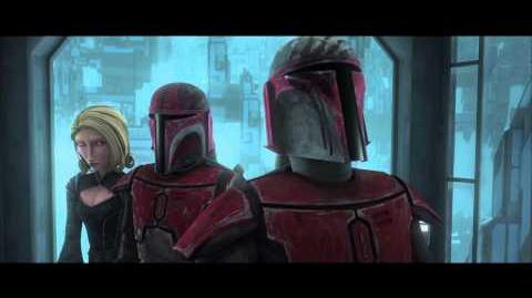 """Star Wars The Clone Wars Episode 5.16 -- """"The Lawless"""" Preview 2"""