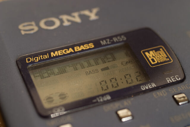 File:Mini Disc player.jpg