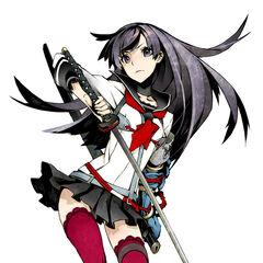 Female Samurai from 2020 3周年