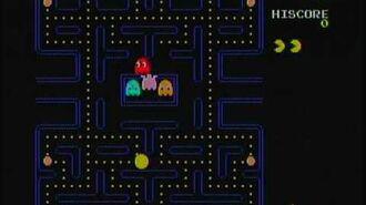 Pac-Man (Namco Jakks Plug n Play) Game Play