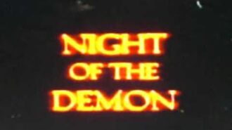 Night of the Demon (1980) review