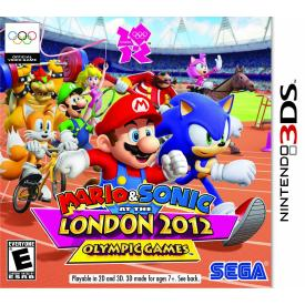 Mario and sonic and the olympic games