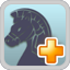 Horse Breeding Research Icon