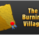 The Burning Village