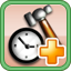 Decrease Construction Time Research Icon (Bronze)