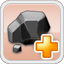 Resource-Coal Research Icon (Red)