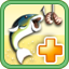 Fish Upgrade Research Icon (Gold)