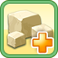 Stone Upgrade Research Icon (Gold)