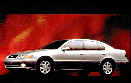 Lexus GS 300/400 | Cars of the '90s Wiki | FANDOM powered ...