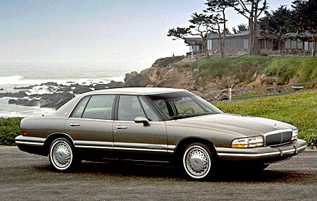buick park avenue cars of the 39 90s wiki fandom powered. Black Bedroom Furniture Sets. Home Design Ideas