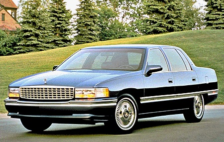 Cadillac Deville Fleetwood Cars Of The Wiki Fandom