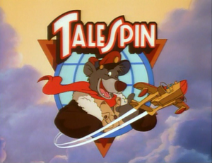 Talespin Title Card