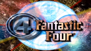 Fantastic Four Title Card