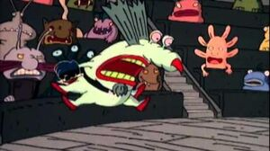 Aaahh!!! Real Monsters Opening