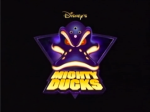 Mighty Ducks Title Card